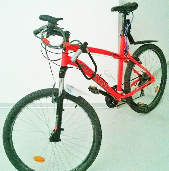 Bici Rubata 2016 01 04 Mtn Bike B Twin Id 1601101413 Bologna