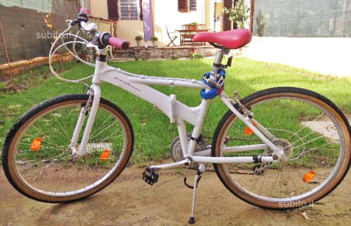Bici Pieghevole Pininfarina.Bici Rubata 2016 07 16 Pieghevole Pininfarina Id