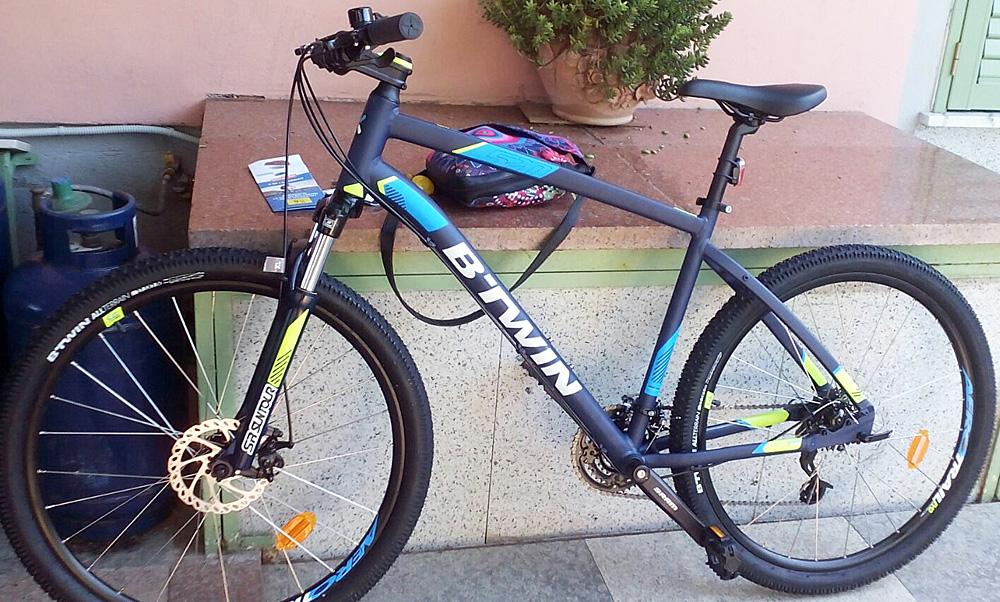 Bici Rubata 2016 07 16 Mtn Bike B Twin Id 1608162042 Massa