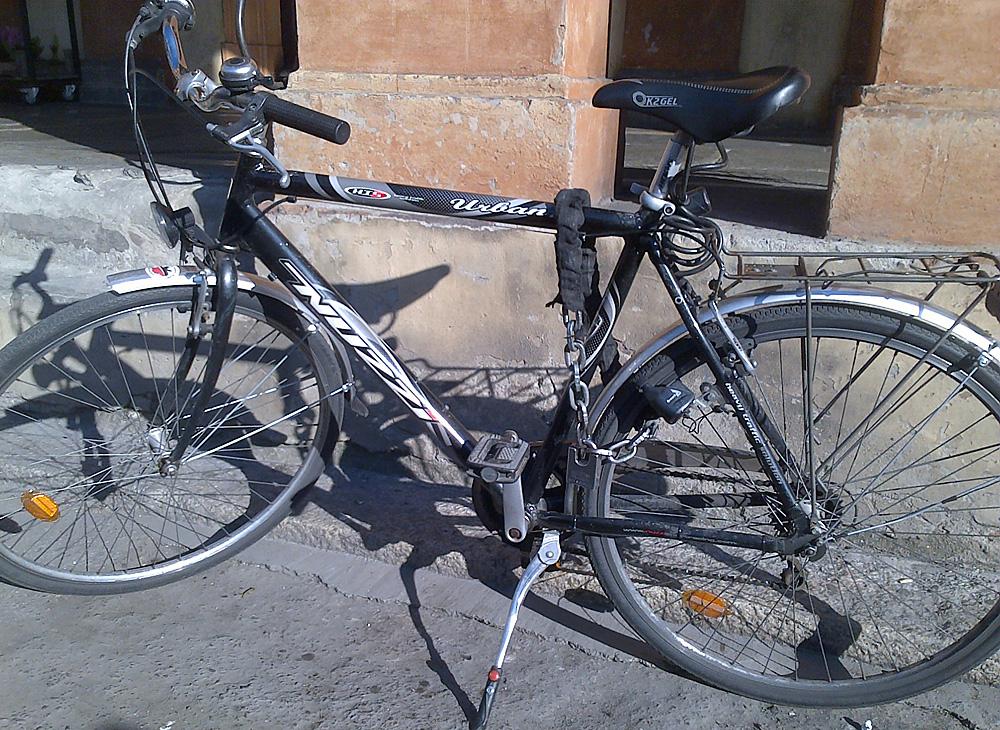 Bici Rubata 2017 07 05 City Bike Nuzzi Id 1707061114 Bologna