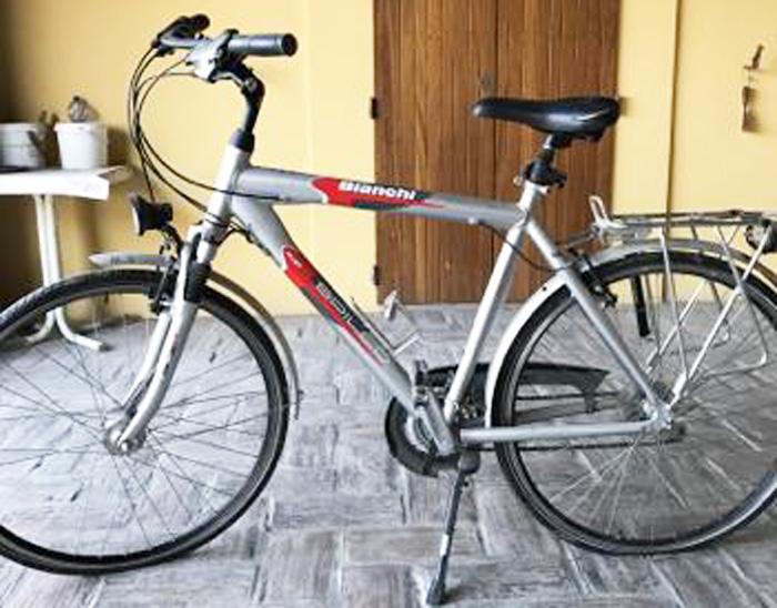 Bici Rubata 2017 07 06 City Bike Bianchi Id 1707081810 Bologna