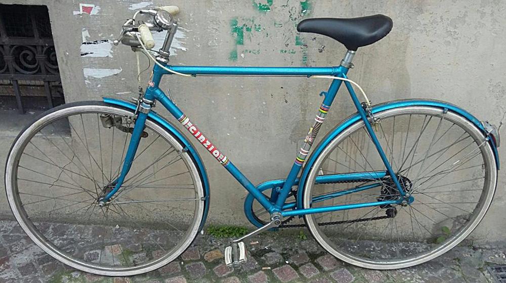Bici Rubata 2017 11 17 City Bike Cinzia Id 1711211356 Bologna