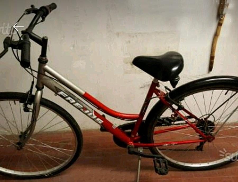 Bici Rubata 2018 05 24 City Bike Frejus Id 1805240948 Bologna