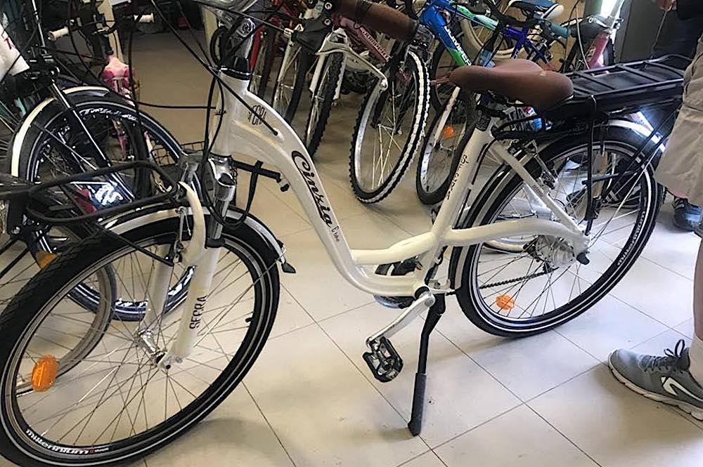 Bici Rubata 2018 08 24 Elettrica Cinzia Id 1808281641 Bologna