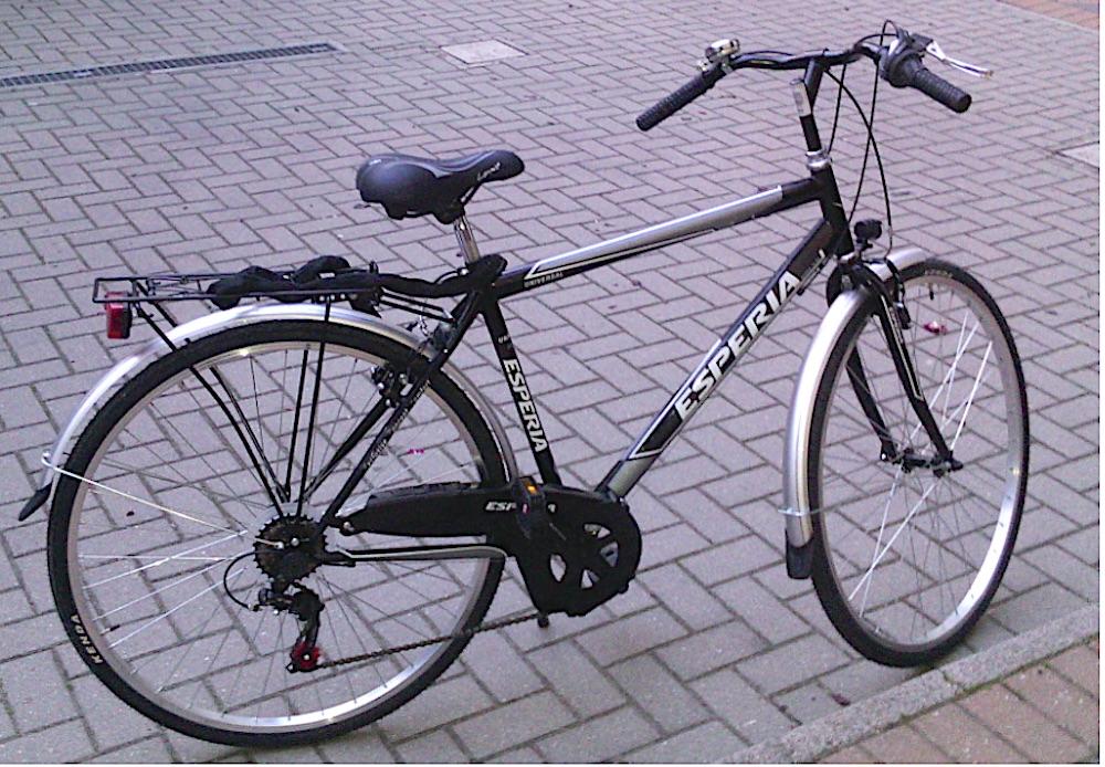 Bici Rubata 2018 10 29 City Bike Esperia Id 1811060038 Bologna