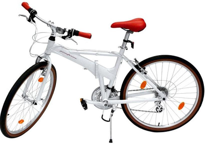 Pininfarina bici bianca